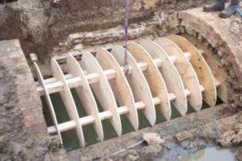 Hemingford culvert repairs